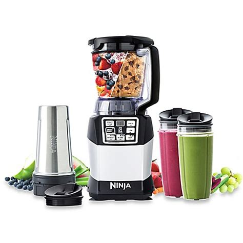 Blender Iq Baby nutri 174 40 oz compact blender system with auto iq