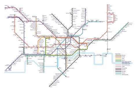 tube map 2015 northern line map shows how many calories you would burn off walking