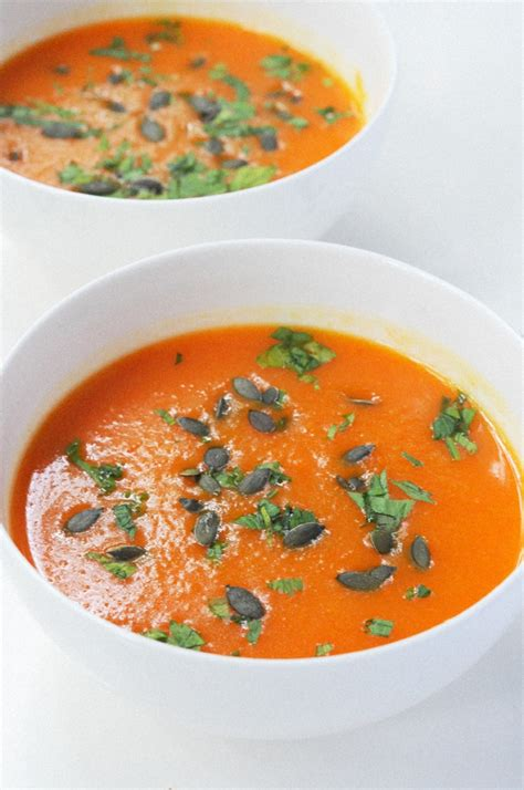 And Lizzy Detox by Detox Carrot And Soup In The Crock Pot Lizzy