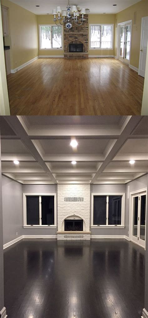 sherwin williams paint store rochester mn before and after our hearth room what a difference a