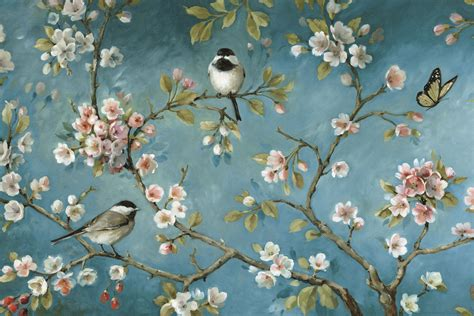 For You In Blossom 4 blossom wall mural photo wallpaper photowall