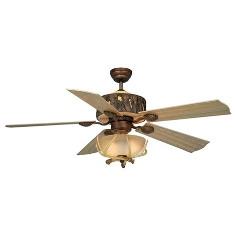 Antler Ceiling Fan With Light Antler Ceiling Fan For The Home