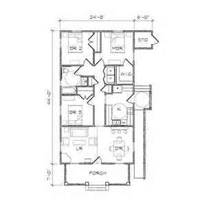 Wheelchair Accessible Floor Plans haywood i accessible bungalow floor plan tightlines designs