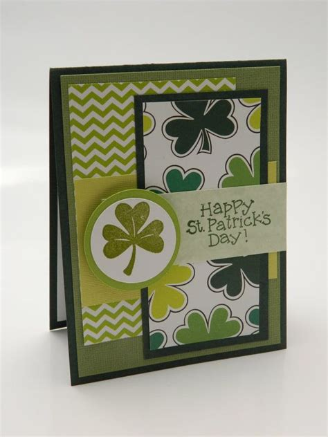 Day Handmade Greeting Cards - 17 best images about cards st s day on