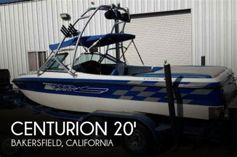 bakersfield boat dealers for sale used 2005 centurion 20 air warrior in