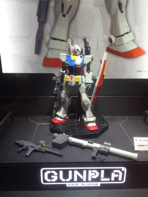 Gundam Player Mg 30 Rx 78 Bandai Original Mobile Kit gundam tr 1 改 breniss ox zaku ii efreet zeta 超合金 玩具情報 情報區 經典日本特撮 動畫 卡通回憶 oldcake