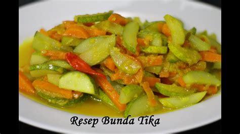 resep acar wortel timun masak super enak  praktis youtube