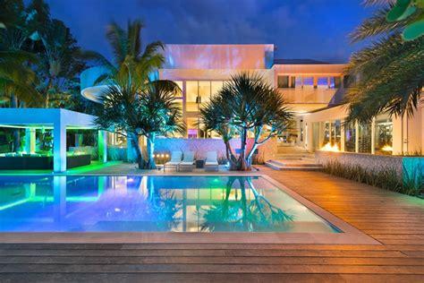 Star Island Resort Floor Plans by Modern Mansion With Amazing Lighting Florida