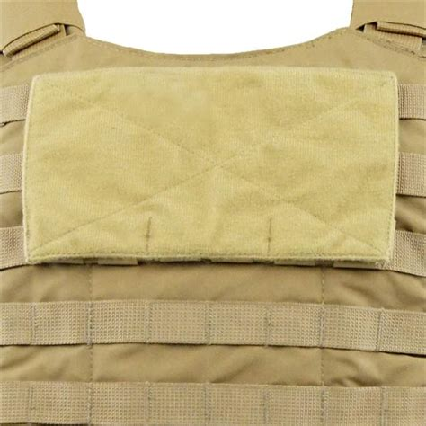 molle loop tactical molle hook loop placard