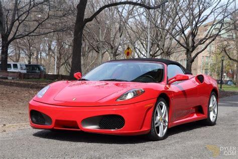 I Ferrari F430 Spider by 2009 Ferrari F430 Spider F1 Coupe For Sale 2982 Dyler