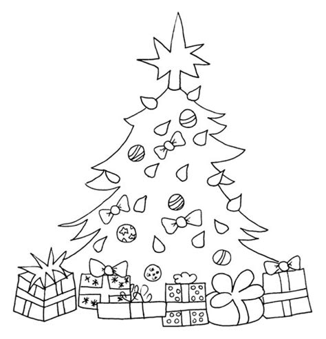 christmas tree coloring page online coloring pages christmas tree