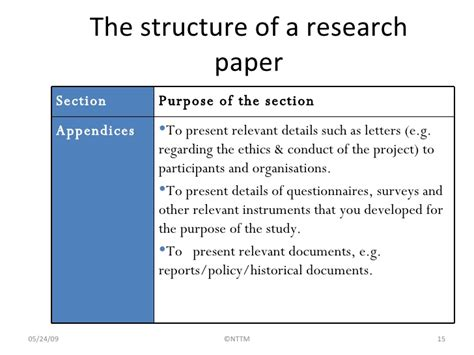 organization of a research paper the textual organization research paper best free