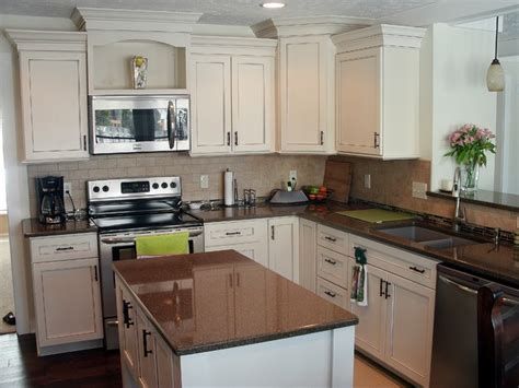 Painting Ideas For Kitchens painted white cabinets traditional kitchen omaha