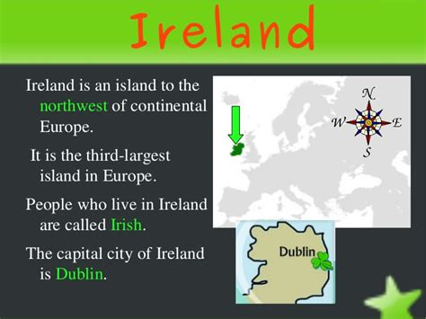 St Patrick S Day Powerpoint St Powerpoint