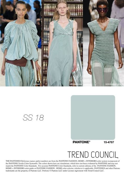 Heath Ss Dress 2 Color Combination 478 best ss 2018 images on color palettes 2018 color and color boards