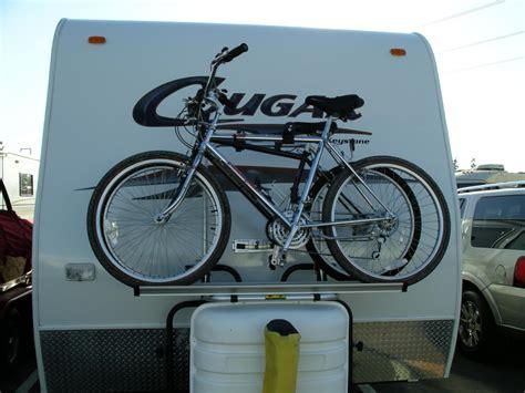 Travel Trailer Bike Racks by Rv Net Open Roads Forum General Rving Issues Toppoprails