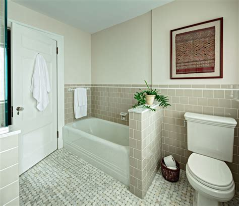 hall bathroom tiles hall bathroom design in montclair nj bathroom design by