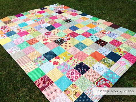 Quilting At The by Quilts A Simple Summer Quilt