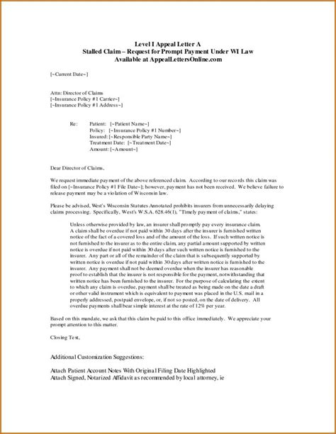 Insurance Valuation Letter Template letter to insurance company pertamini co
