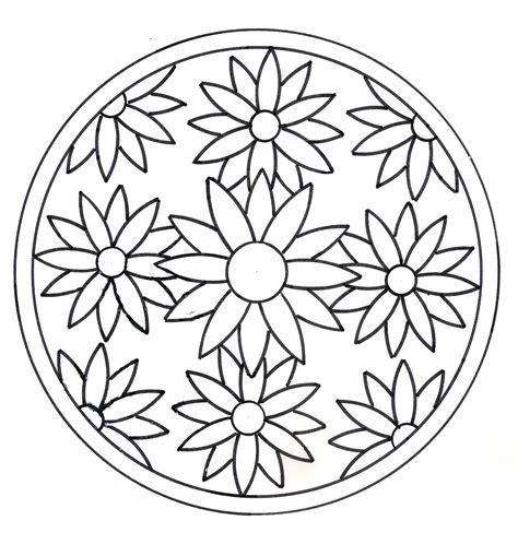 www mandala mandala fleurs facile le mandala