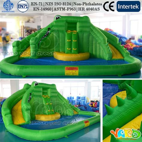 cheap bounce houses cheap inflatable bounce house water slide with pool for