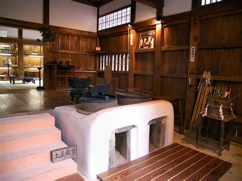 traditional japanese kitchen design the kester house garden interior kitchen