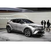 Toyotas Dramatically Styled New Mid Size Crossover Has Gone On Sale