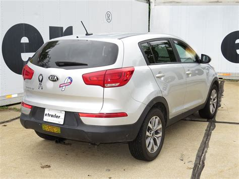 Kia Sportage Tow Hitch 2016 Kia Sportage Trailer Hitch Draw Tite