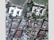 Google Maps atualizado com fotos pós-terremoto no Haiti Horario Walmart