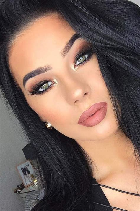 10 Steps For Makeup Look by Best 25 Winter Makeup Ideas On