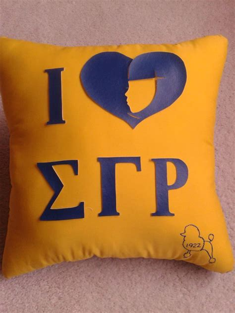 17 Best images about Sigma Gamma Rho on Pinterest   Poodles, Keep calm and Blue gold