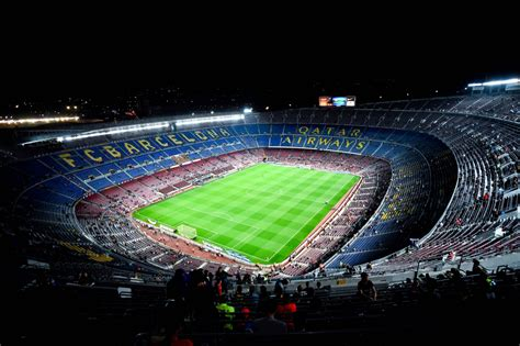 barcelona football nou c expansion barcelona present new 163 277 5m stadium