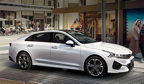 kia optima  la nueva generacion del sedan coreano