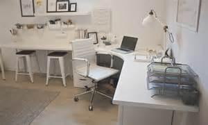 Linnmon Corner Desk The Reveal Home Office Design Lynne