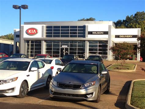 Kia Dealership In Jackson Ms Wilson Kia In Flowood Ms 39232 Chamberofcommerce