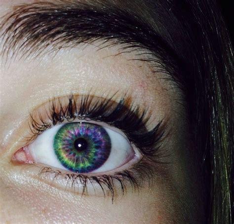 beautiful eye colors beautiful multi color the it