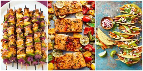 ideas for dinner 14 easy summer dinner ideas best recipes for summer dinners