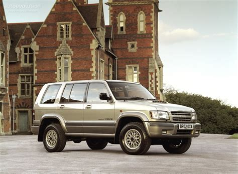 how do i learn about cars 1998 isuzu trooper transmission control isuzu trooper 5 doors specs 1998 1999 2000 2001 2002 autoevolution
