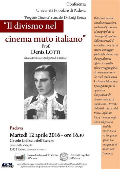 dive cinema muto dive e divi cinema muto italiano youreporter it