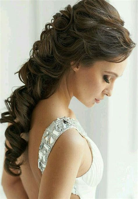 bonding hairstyles for brides wedding hairstyles wedding style hairstyles curled
