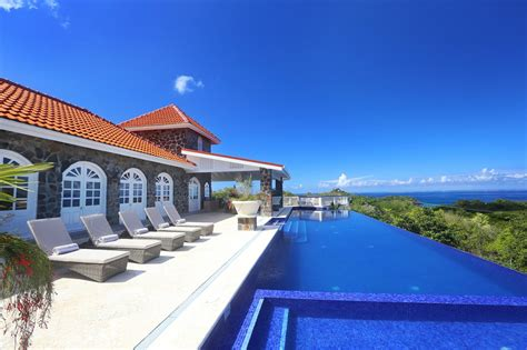 paito saint lucia winter getaways seafront retreats in st lucia mansion