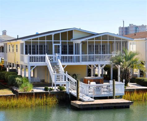 Cherry Grove Beach Rentals Cherry Grove Rentals Cherry Cherry Grove Houses For Rent
