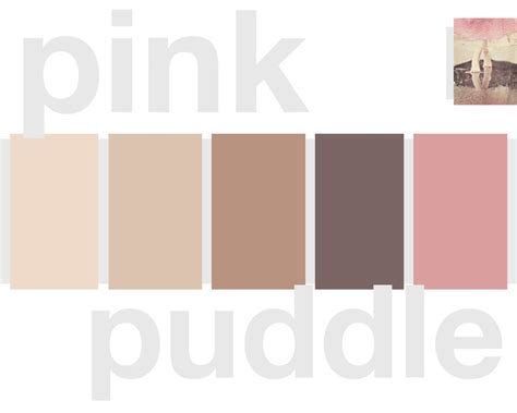 pink neutral color fashion