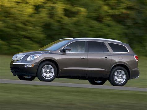 Used Buick Suv 10 Best Used Suvs 25 000 Autobytel