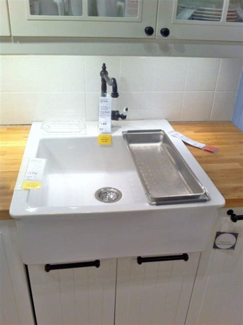 Sink Ikea Kitchen 17 Best Ideas About Ikea Farmhouse Sink On Farm Sink Kitchen Butcher Block Counters