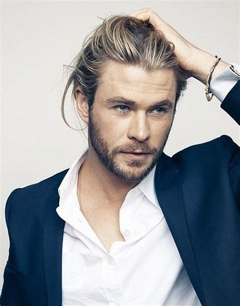 men wearing womens hairstyles super cool blonde men hairstyles with long hair to wear in