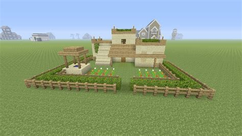 minecraft een huis minecraft een modern zand huis bouwen youtube