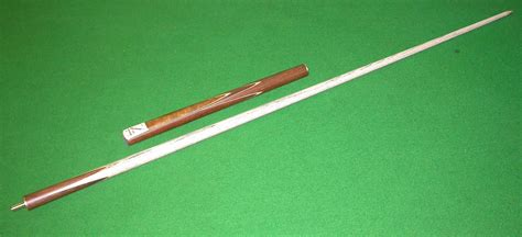 Handmade Cue - handmade supreme cue pool table spares