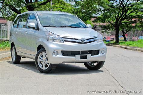 Lu Belakang Toyota Avanza 2012 2012 toyota avanza 1 5g car reviews
