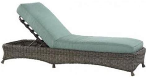 martha stewart chaise lounge replacement cushions martha stewart living lake adela cushions martha stewart